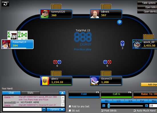 Site Poker