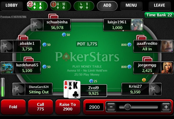 Biggest poker sites traffic